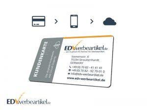 Digitale Werbemittel für PC und Smartphones