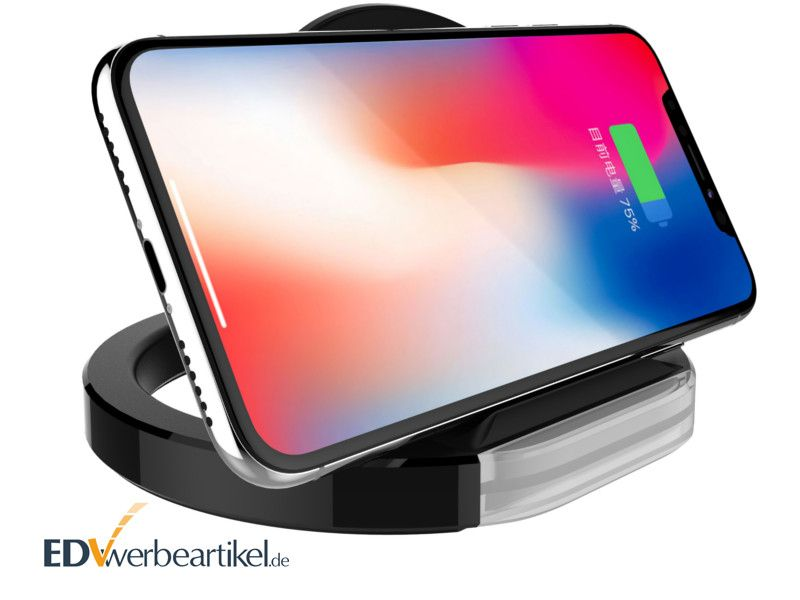 2in1 Wireless Charger Ladestation