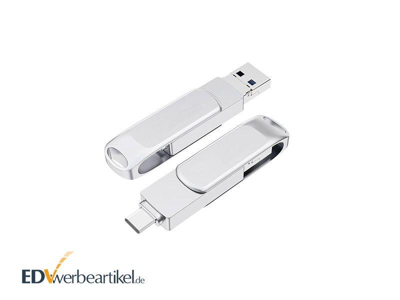 3.0 USB Stick Type-C SPEEDY als Werbeartikel