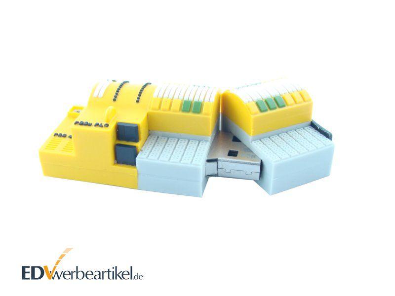 3D USB Stick individuelle Form gestalten - Sonderanfertigung Werbeartikel