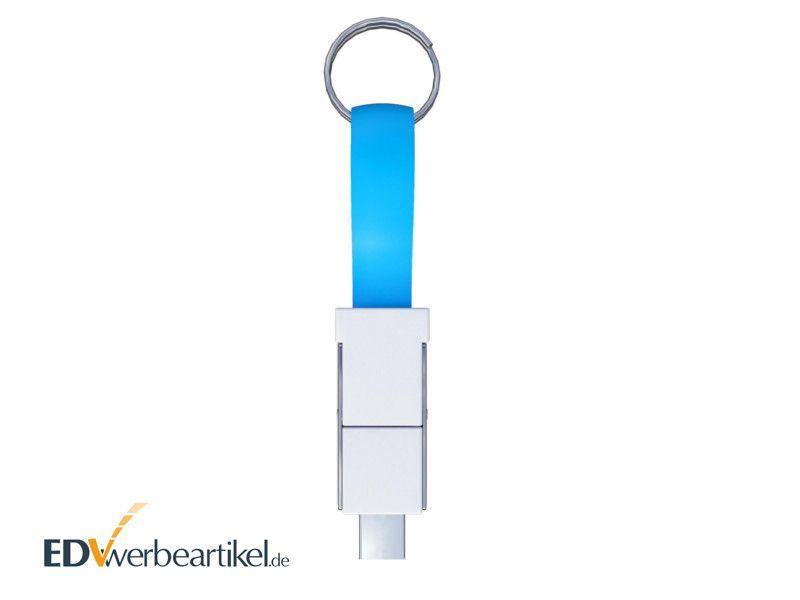 Mini Ladekabel Schlüsselanhänger Giveaway BIRDY