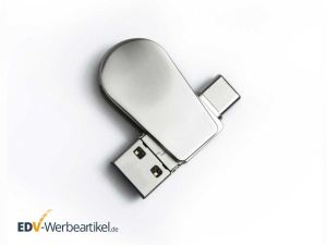 3in1 USB Stick LOOK oval
