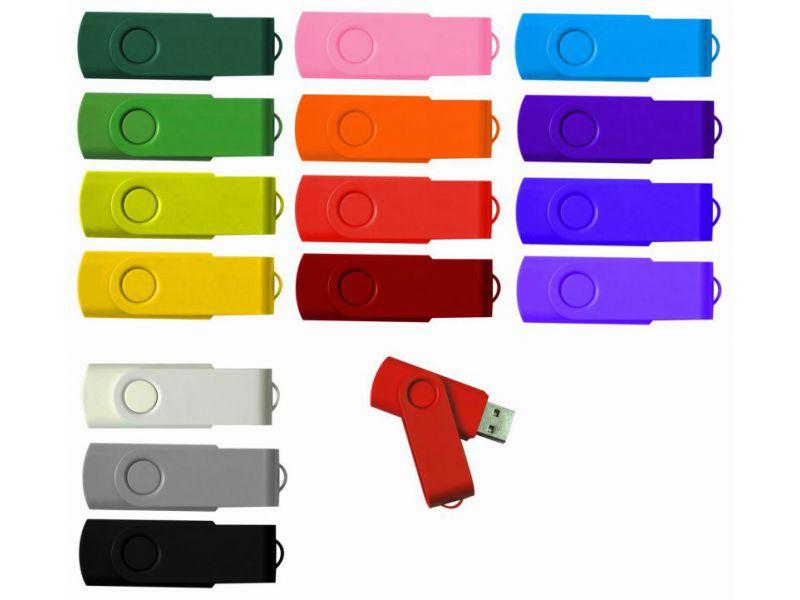 USB Stick Flip mit Logo bedrucken - Werbeartikel, Werbemittel, Werbegeschenk