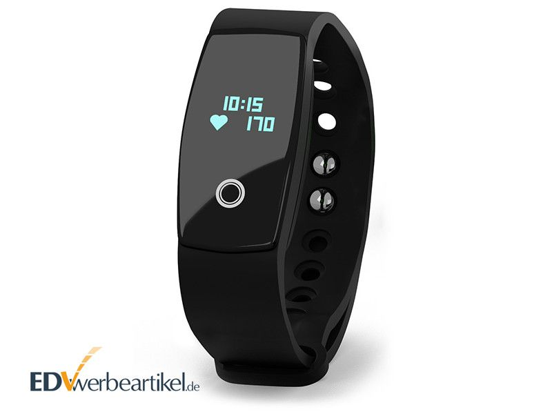 Activity Tracker CARDIO mit Logo bedrucken