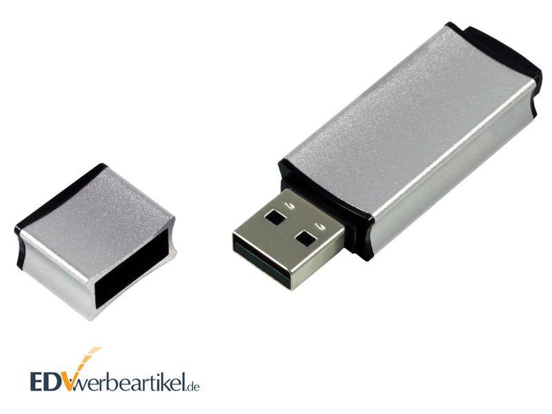 Alu USB Stick mit Logo bedrucken 3.0 X-TREME