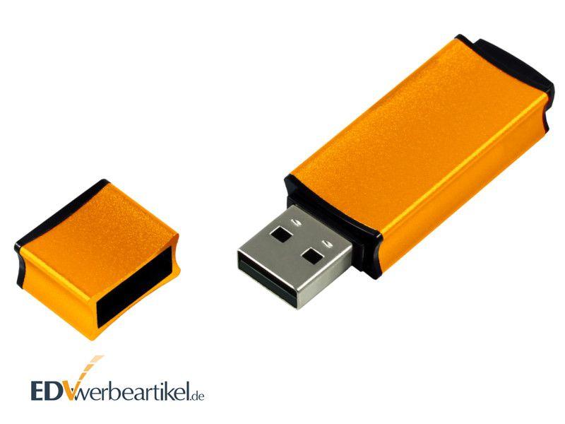 Alu USB Stick mit Logo 3.0 X-TREME