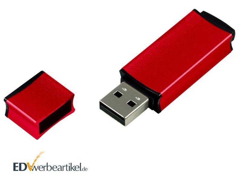 USB Stick aus Aluminium als Werbeartikel X-TREME
