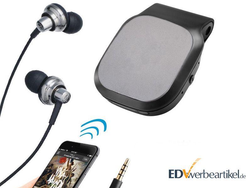 Bluetooth Adapter Kopfhörer Werbeartikel