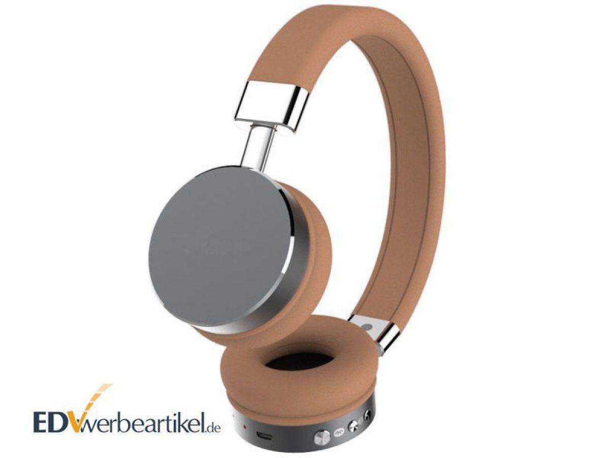 kopfh rer werbeartikel inkl mikrofon mit logo bedrucken. Black Bedroom Furniture Sets. Home Design Ideas