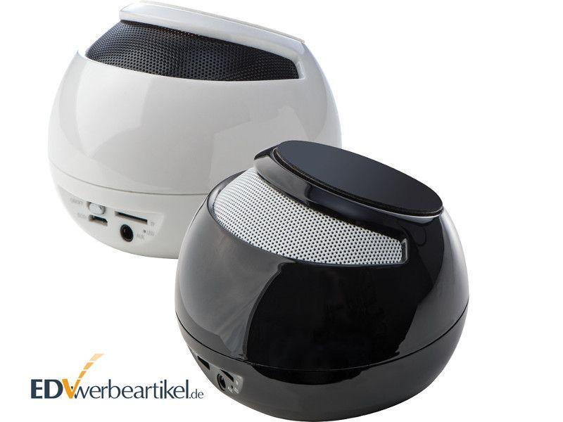 Bluetooth Lautsprecher mit Logo bedrucken FREE