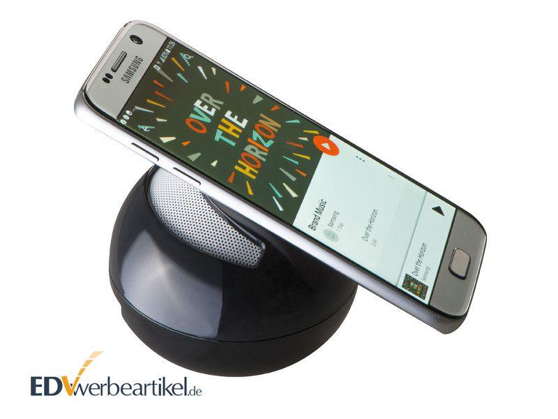 Bluetooth Lautsprecher mit Logo als Werbeartikel FREE