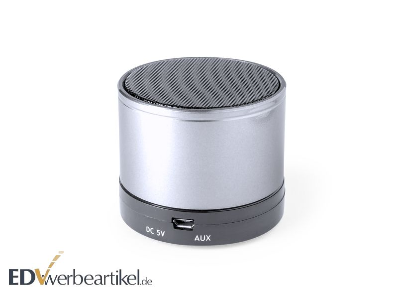 Bluetooth Lautsprecher CLASSIC silver