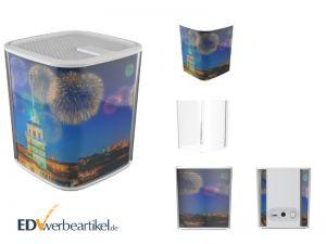 Bluetooth Lautsprecher Werbeartikel WRAPPED