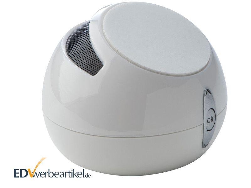 Bluetooth Lautsprecher Werbeartikel FREE