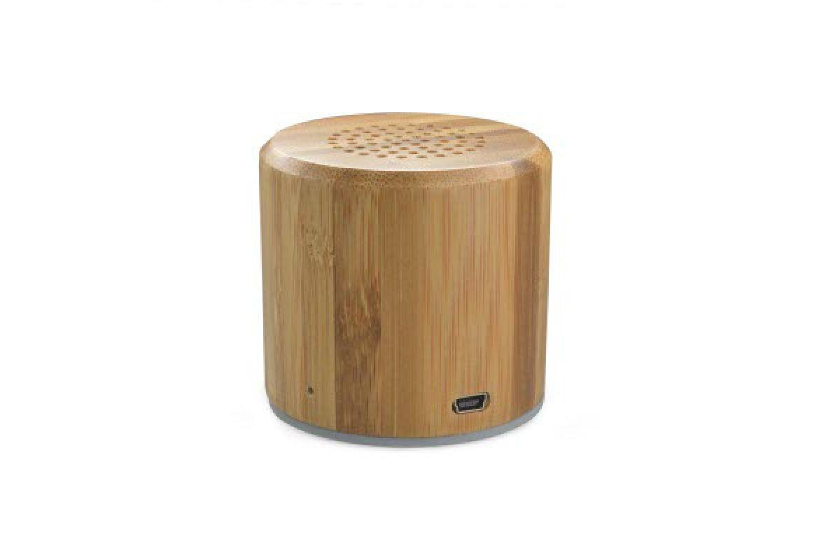 Bluetooth lautsprecher aus holz werbegeschenk
