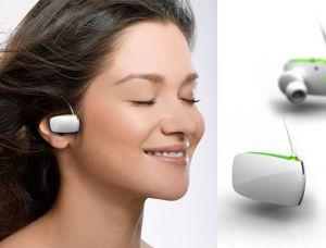Bluetooth Stereo Headset mit hohem Tragekomfort, chic, stylisch, modern