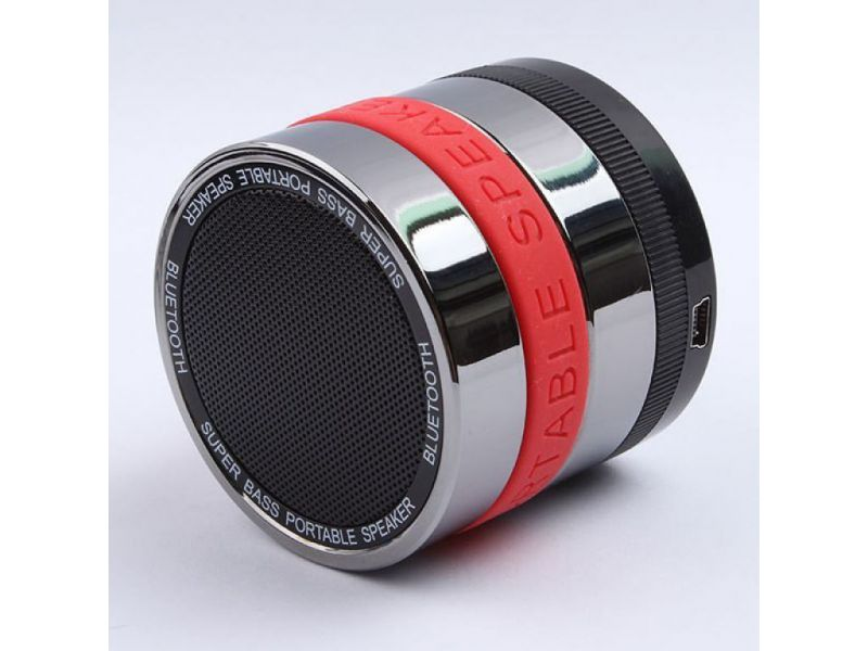 Bluetooth Mini Lautsprecher SD mit Silikonband