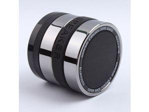 Bluetooth Mini Lautsprecher SD rund
