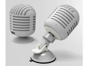 Lautsprecher Mikrofon