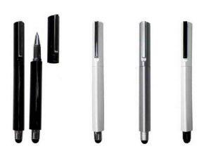 DELTA Stylus Touchpen Tintenroller Roller Ball Pen - verschiedene Farben