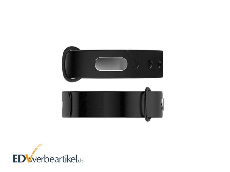 Fitness Armband Sport Werbeartikel Seitenansicht Verschluss - CHIC