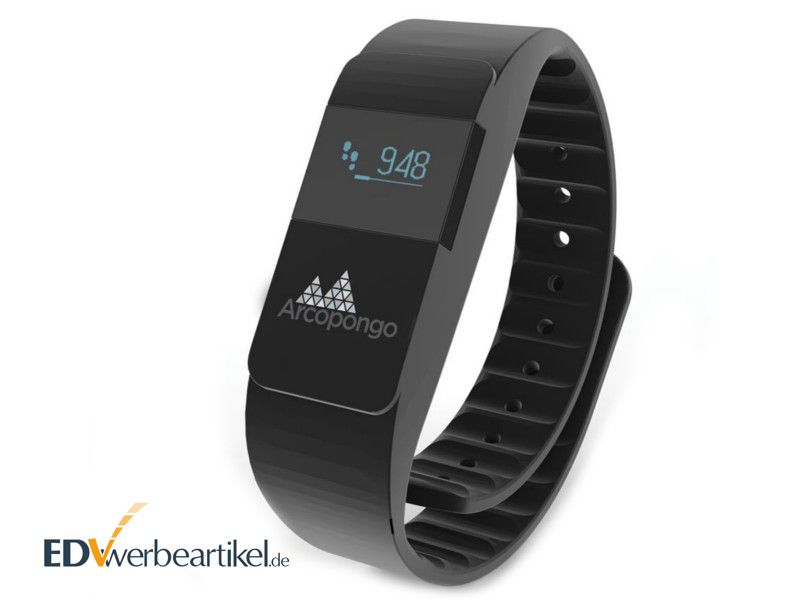 Fitness Armband Werbeartikel ACTIV FIT