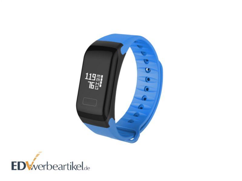 Werbeartikel Fitness Armband mit Logo RUN