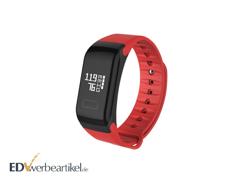 Fitness Armband Werbeartikel bedrucken RUN