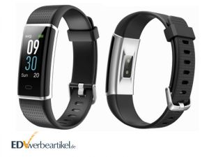 Fitness Armband Werbegeschenk mit LCD COLOR Display