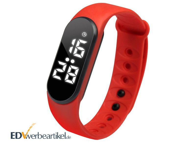Fitness Armband CLASSIC als Werbeartikel
