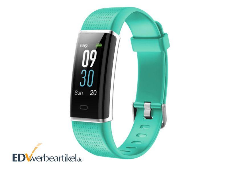Fitness Armband mit Color Display als Werbegeschenk