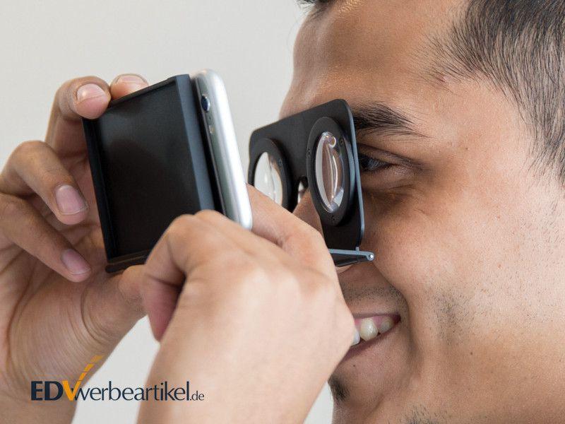 flache mini virtual reality Brille als Werbegeschenk