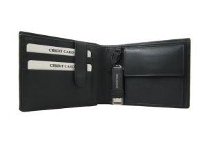Geldbörse mit USB Stick