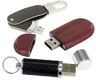 USB Sticks aus Leder, Holz, Metall ...