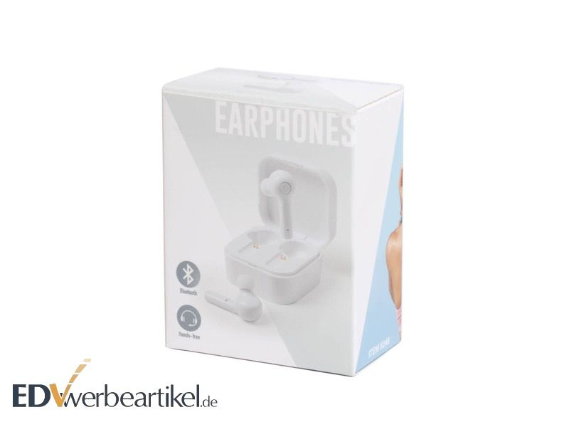 Kabelloser Kopfhörer BLUE Verpackung