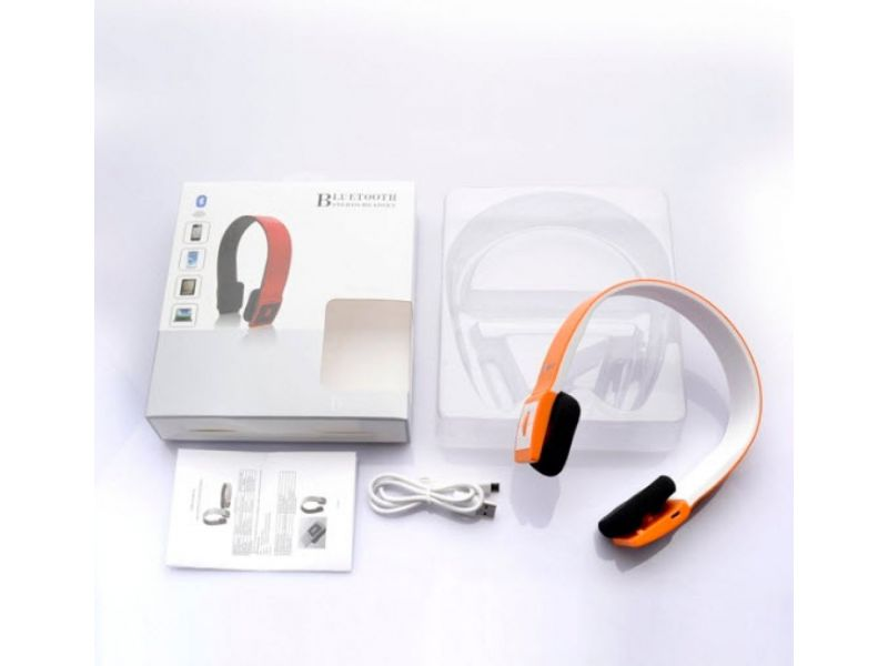 Bluetooth 3.0 Stereo Headset-Lieferumfang