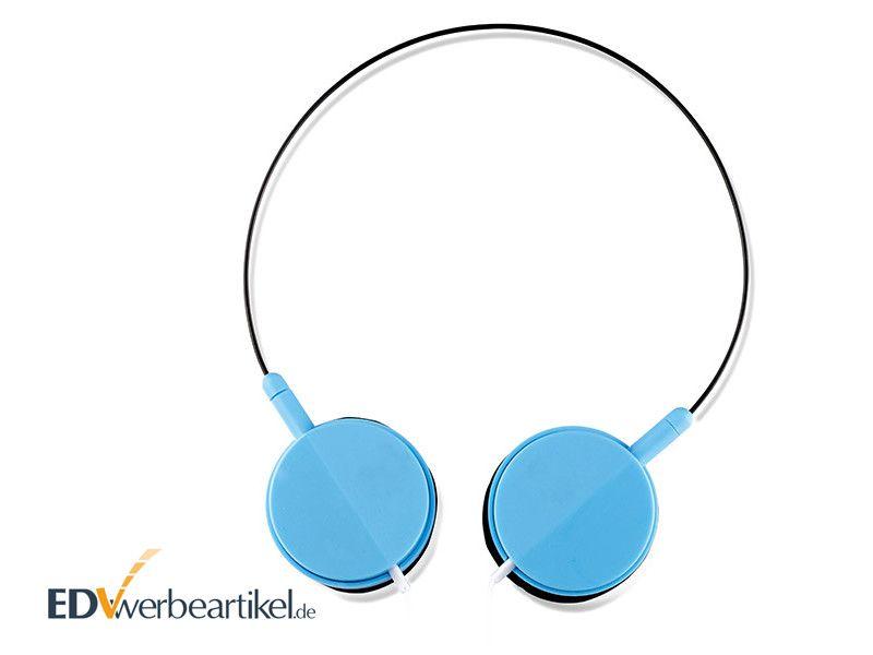 Stereo Kopfhörer mit Logo TRAVEL