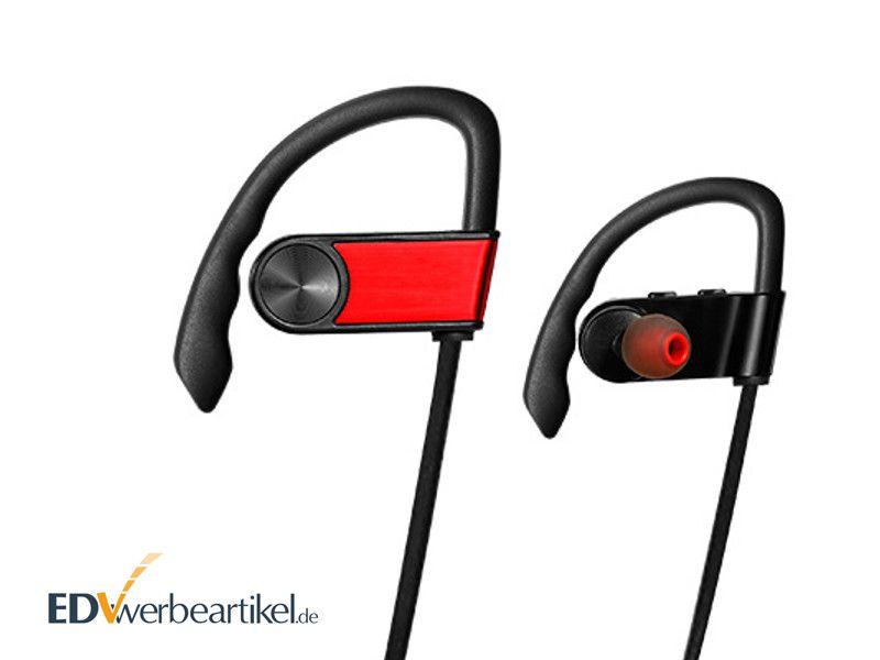 Kopfhörer Werbegeschenk Ohrhörer Werbeartikel Bluetooth Stereo Headset bedrucken