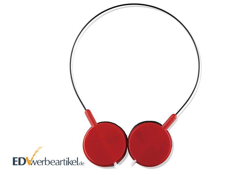 Stereo Kopfhörer Werbegeschenk TRAVEL
