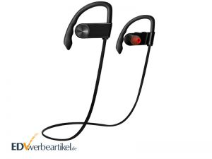 Kopfhörer Werbemittel Ohrhörer Werbeartikel Bluetooth Stereo Headset mit Logo