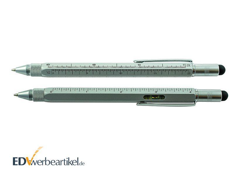 Kugelschreiber Wasserwaage Werbeartikel