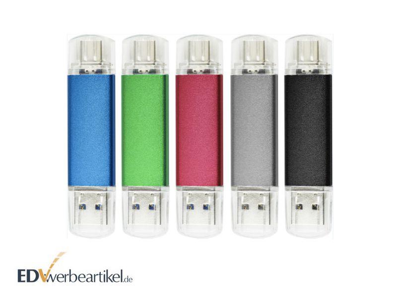 USB 3.0 Typ C USB Stick mit OTG Funktion TRIPLE