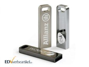 Metall USB Sticks als Werbegeschenke