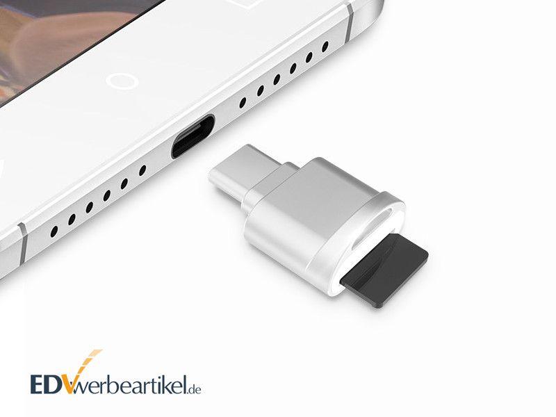 micro SD Kartenleser USB Typ C FREE