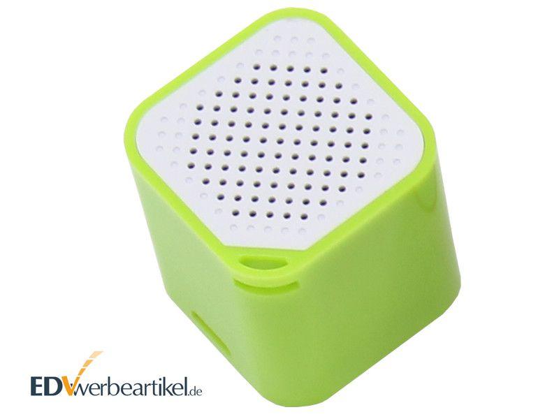 Mini Bluetooth Lautsprecher bedrucken