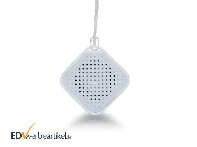 Mini Bluetooth Lautsprecher Werbeartikel Würfel