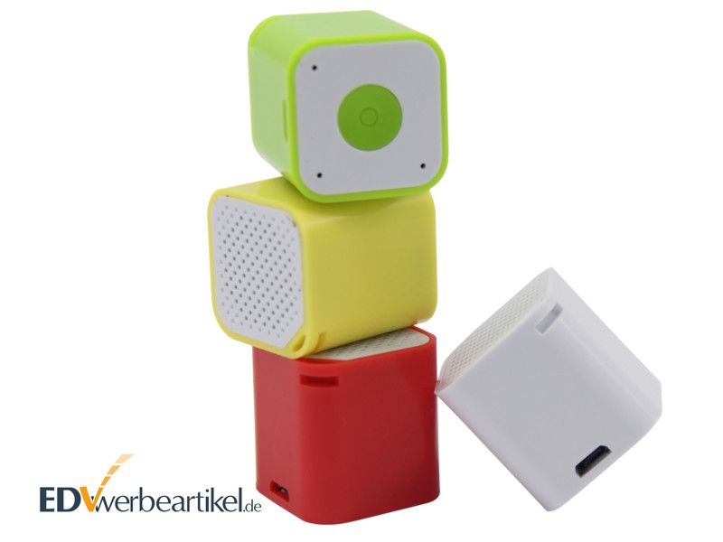 Mini Bluetooth Lautsprecher Werbeartikel