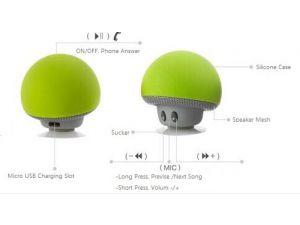 CRAZY FUNGUS Bluetooth Lautsprecher Aufbau Funktionen