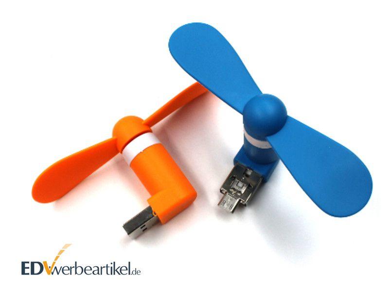 Mini Ventilator Werbeartikel