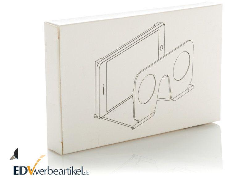 Mini VR Brille Werbegeschenk mit Geschenkverpackung